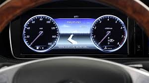 mercedes dashboard at night 2014 s class instrument cluster mercedes benz usa owners