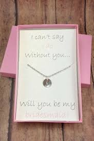 asking bridesmaid gifts will you be my bridesmaid gift set asking bridesmaids amanda