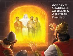 camp discovery u2013 day 3 u2013 god saves shadrach meshach and abednego