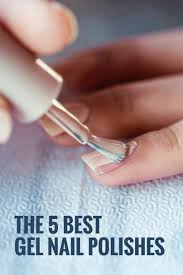 5 best gel nail polishes
