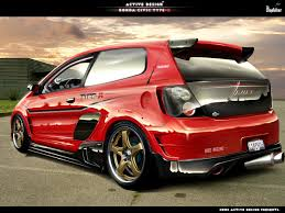 tuner honda civic honda civic type r by active design on deviantart