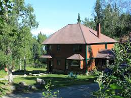alaska house mountain house out of the wild guesthouses talkeetna alaska