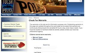 Definition Of A Bench Warrant Tulsa Warrant Surrender What Is A Warrant Surrender