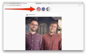how to watch instagram stories on desktop web using a google