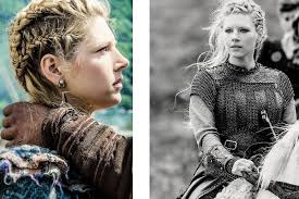 lagertha lothbrok hair braided lagertha lothbrok from vikings hairstyles hair inspiration