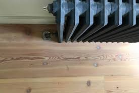 reclaimed doug fir flooring at rowhouse sawkill lumber co