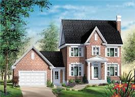 traditional colonial house plans traditional colonial house plan home design and style