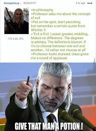 Definition Of Internet Meme - god bless the witcher series by doulla meme center