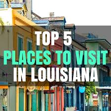 Louisiana Places To Travel images A complete guide to visiting louisiana road trip usa jpg