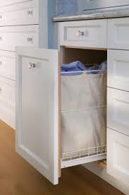 Laundry Hamper Built In Cabinet 20 Ideas For Home Storage And Organization Living The Country Life