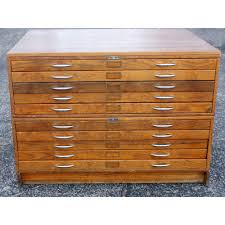 wood flat file cabinet private sale for arielle422000 flat file by