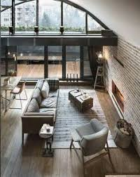 HUNTING  Living Room In Architecture  Interior Design - Interior design modern living room