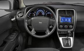2010 Dodge Charger Interior Dodge Caliber Receives Updated Interior For 2010 Car And Driver Blog