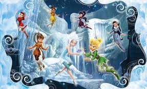 tinker bell wall murals online store secret of the wings disney wallpaper mural