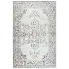 8 x 10 beige distressed area rugs rugs the home depot