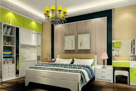 Bed Back Wall Design French Bedroom Bed And Background Wall Design Interior Design
