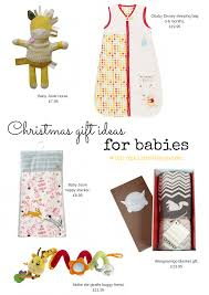 gift ideas for babies jess soothill