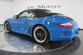 2011 porsche 911 for sale 2011 porsche speedster for sale in anaheim ca