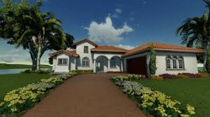 2 500 sq ft mediterranean house 360 rendering sketchup hd youtube