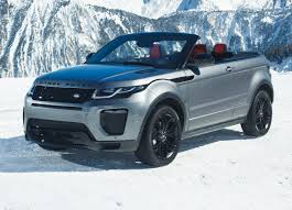 jeep range rover 2016 range rover evoque convertible price announced cars co za