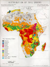 World Map Of Africa by An Assessment Of The Soil Resources Of Africa In Relation To