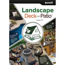 punch landscape deck and patio home design ideas and pictures