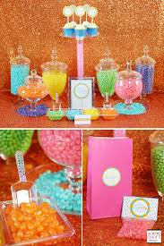Candy For A Candy Buffet by Free Printables Designed Exclusively For Jelly Belly Soiree