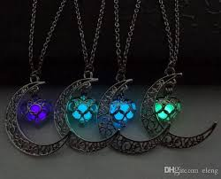 glow in the necklaces wholesale new funique fashion luminous glow in the necklace