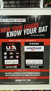 approved bats baseball softball bats page 1 play it again sports omaha