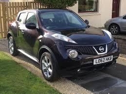 nissan juke automatic price nissan juke auto 62 plate black purple in troon south ayrshire