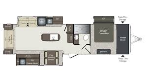Bunkhouse 5th Wheel Floor Plans by Keystone Laredo Rv Michigan Laredo Dealer Rv Sales