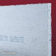 selecting a backer tile board family handyman