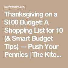 die besten 25 thanksgiving shopping list ideen auf