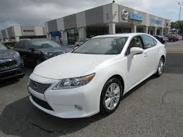 lexus dealer new orleans used lexus es 350 4dr sdn new orleans la