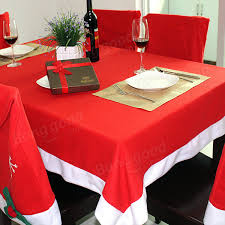 christmas tablecloth 184x128cm christmas tablecloth rectangle table cover home