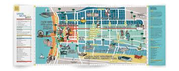 map of santa santa visitors guide sagacity media