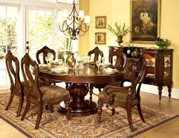 Round Dining Room Table Sets Home Design 87 Exciting Round Dining Room Table For 8s