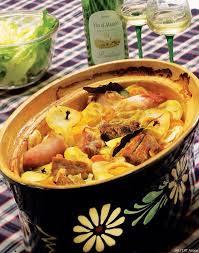 recette cuisine baeckoff baeckeoffe alsacien fle gastronomie spécialités françaises