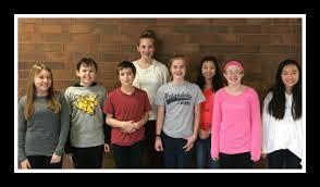 middle school yearbook urbandale middle school yearbook program receives national award