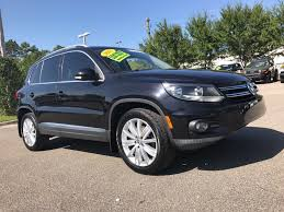 used lexus suv tallahassee pre owned 2013 volkswagen tiguan se sport utility in tallahassee