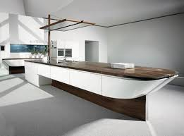shaped kitchen islands 15 extremely sleek and contemporary kitchen island designs rilane