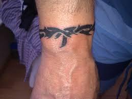 22 beautiful tribal wrist tattoos only tribal