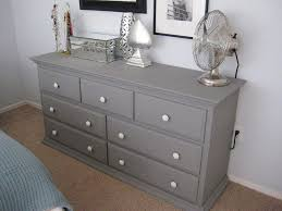 Gray Painted Bedrooms Perfect Painted Bedroom Furniture On Grey Dresser Diy Pinterest