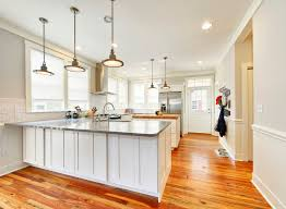 gray walls in kitchen kitchen contemporary with recessed lighting