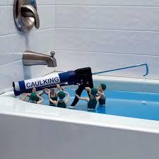 Caulking Bathtub Tips Great Caulking Tips U0026 Tricks Hative