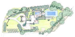 residential site plan residential master plan house plans 20608