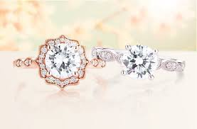 Vintage Style Wedding Rings by Vintage Antique And Estate Rings Brilliant Earth