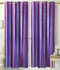 gk home decor set of 4 door eyelet curtains buy gk home decor
