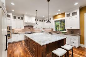 Distance Between Island And Cabinets 41 U Shaped Kitchen Designs Love Home Designs