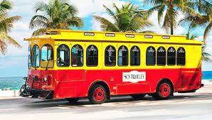 halloween city ft lauderdale sun trolley